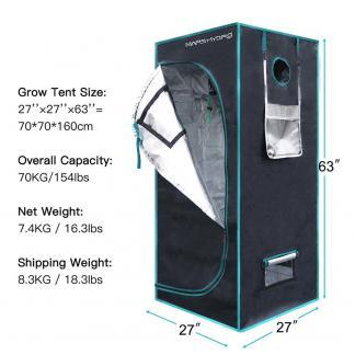 Mars-Hydro Grow Tents South Africa 70x70x160