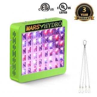 Mars-Hydro Reflector 48 LED Grow Light