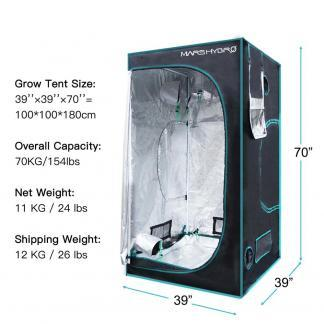 Mars-Hydro Grow Tents South Africa 100x100x180
