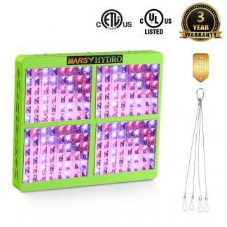 Mars-Hydro Reflector 192 LED Grow Light