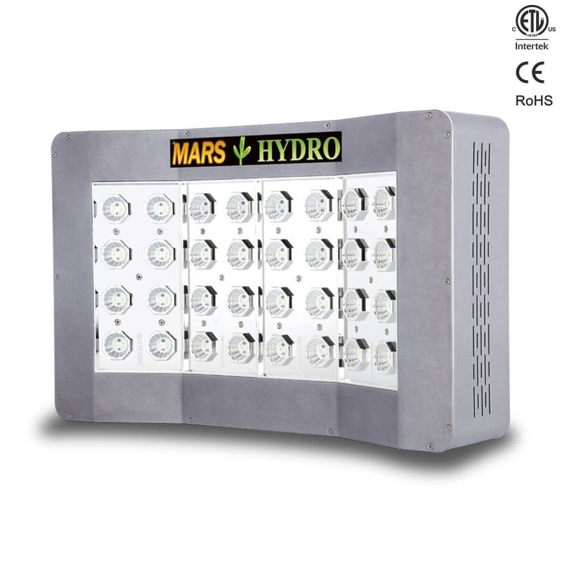 Mars Pro II Cree 128 LED Grow Light