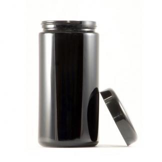 Violet Miron Glass Cannabis Curing Jar
