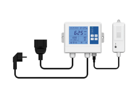 CO2 Controller South Africa PRO1600